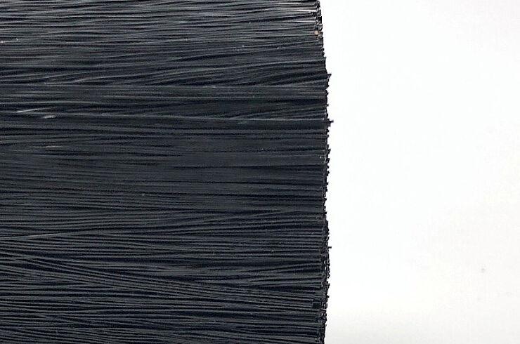 PVC schwarz